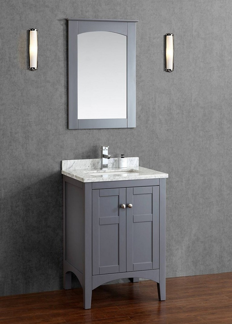 16 Inch Depth Bathroom Vanity | Top Home Information