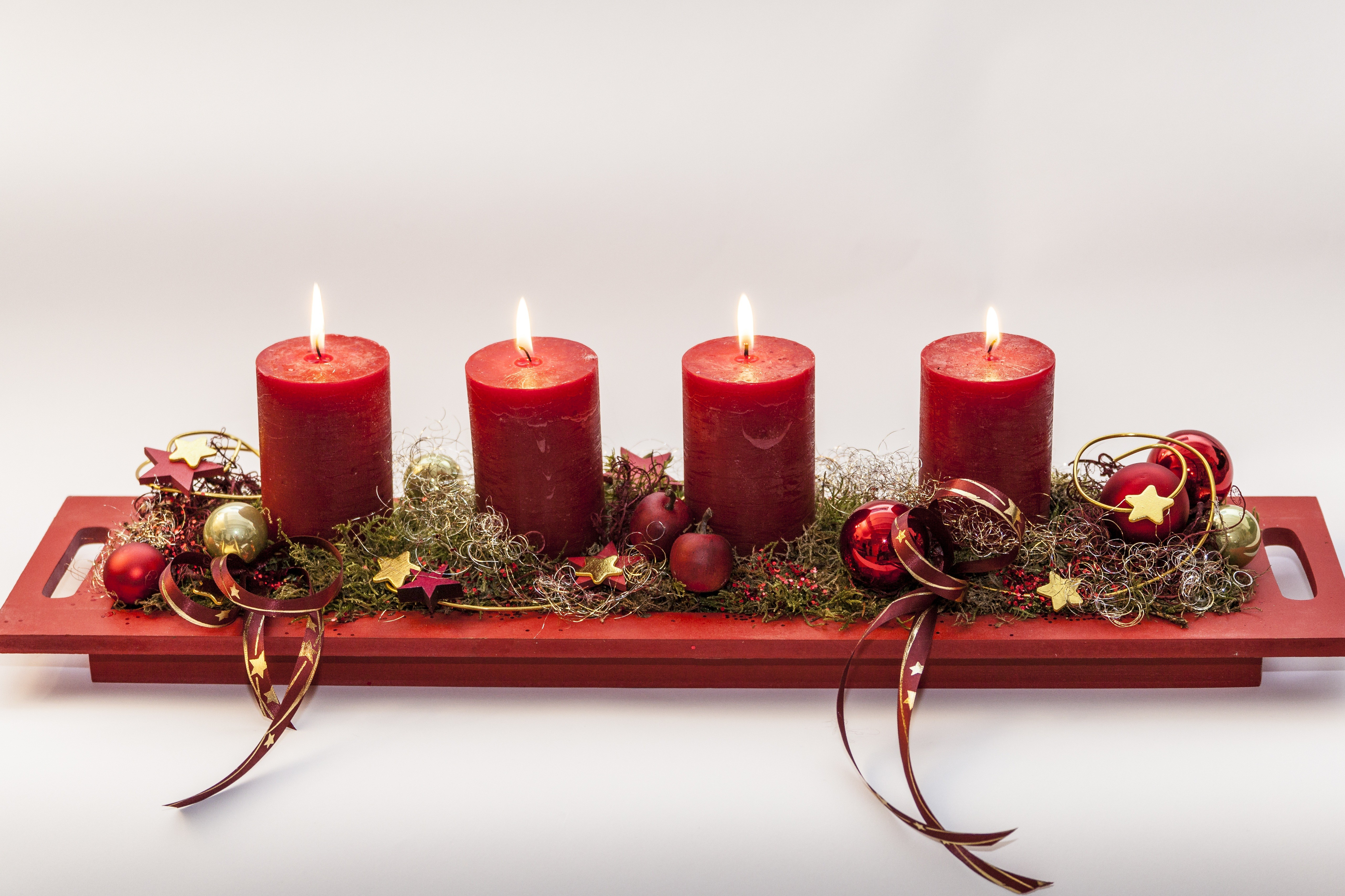 Advent Candle Lighting Readings Baptist