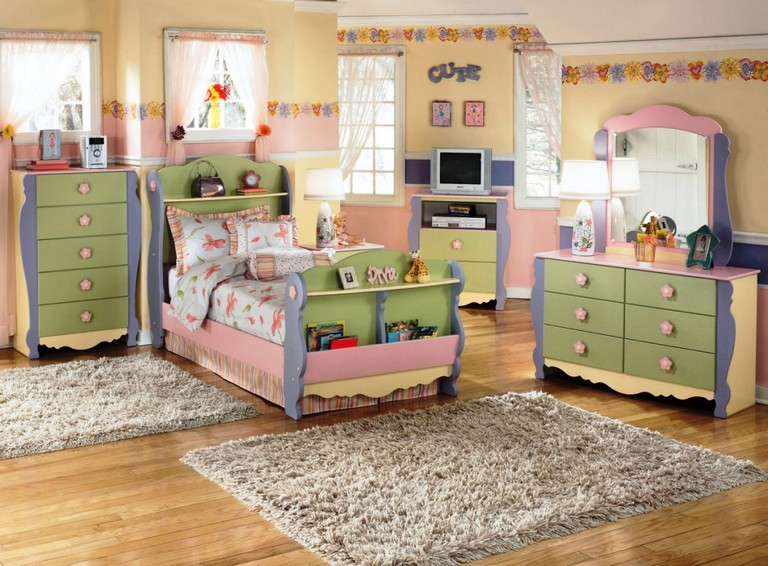 Ashley Furniture Girl Bedroom Set