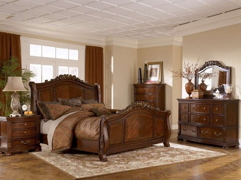 Ashley Furniture Store Bedroom Set