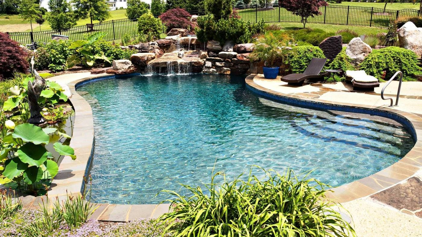 Average Cost Of Inground Pool Installed | Top Home Information