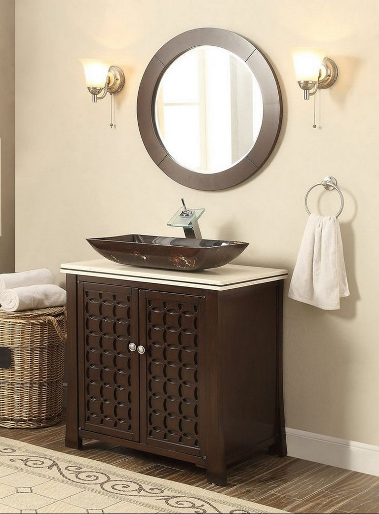 Bathroom Vanities 30 Inches Wide