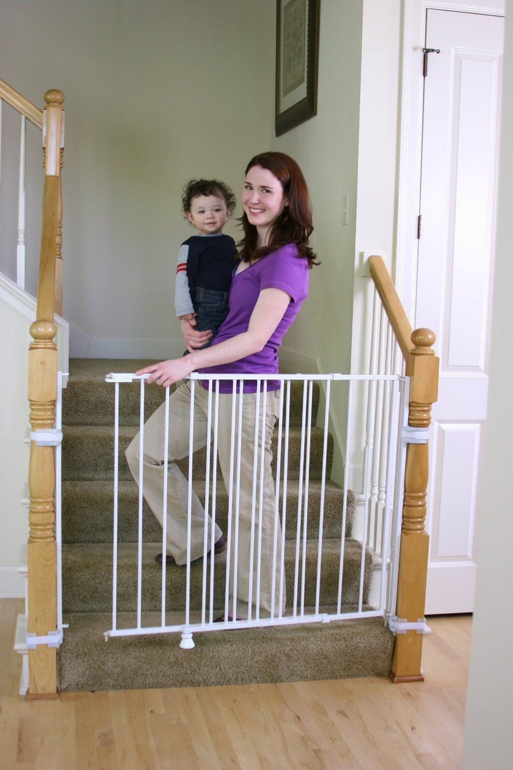 Best Baby Gates For Stairs With Banisters