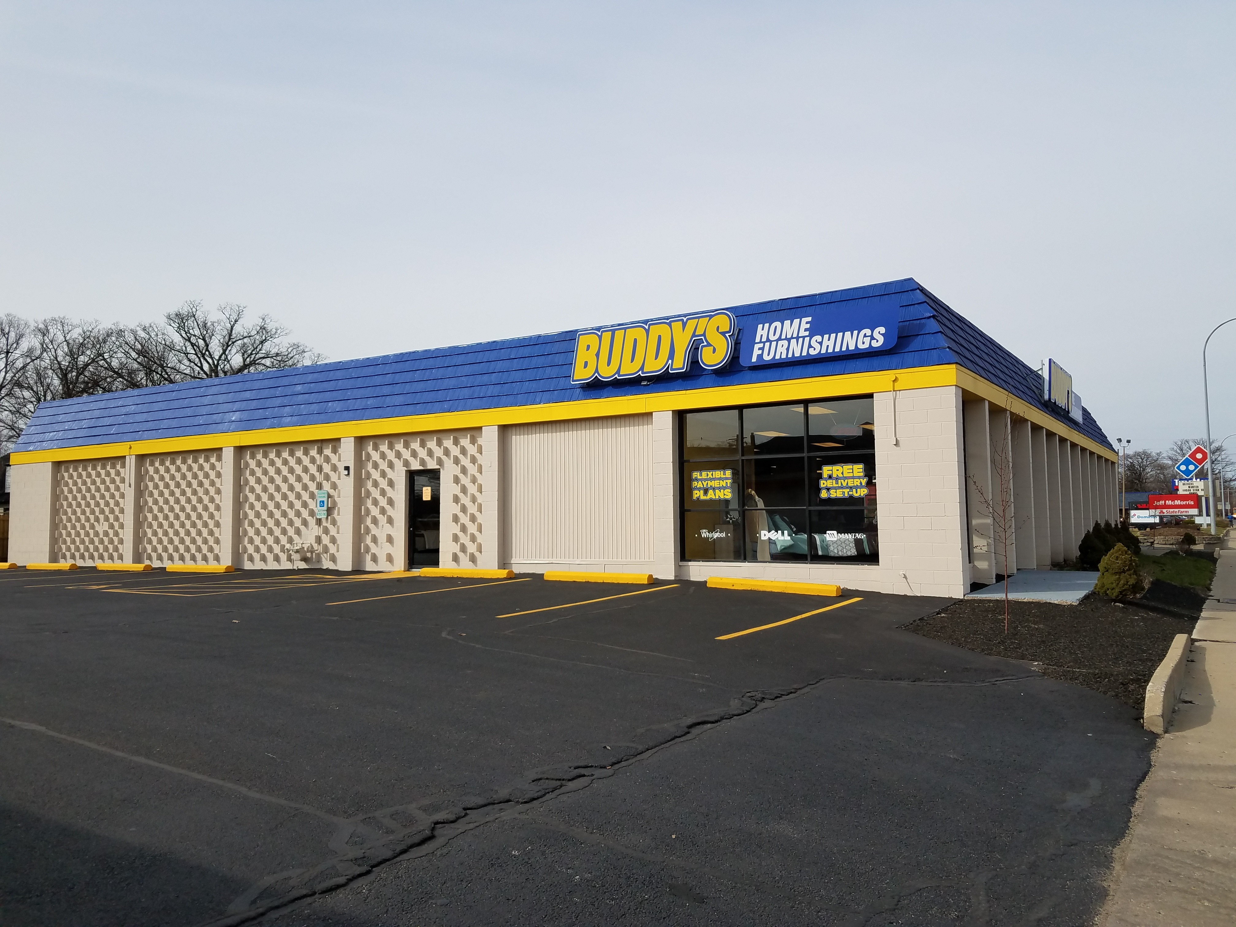 Buddy's Home Furnishings Payments