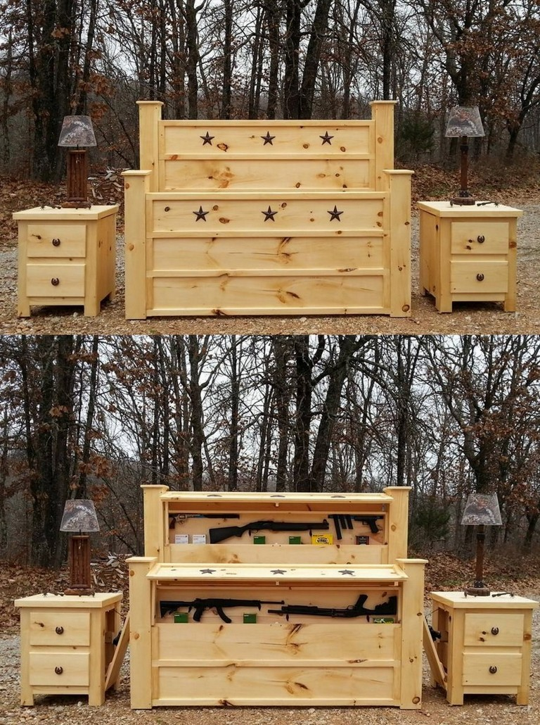 Concealment Bedroom Furniture