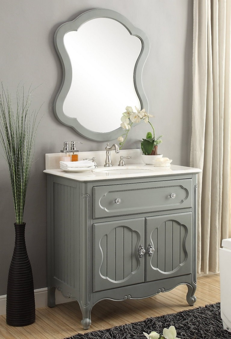 Cream Colored Bathroom Vanities