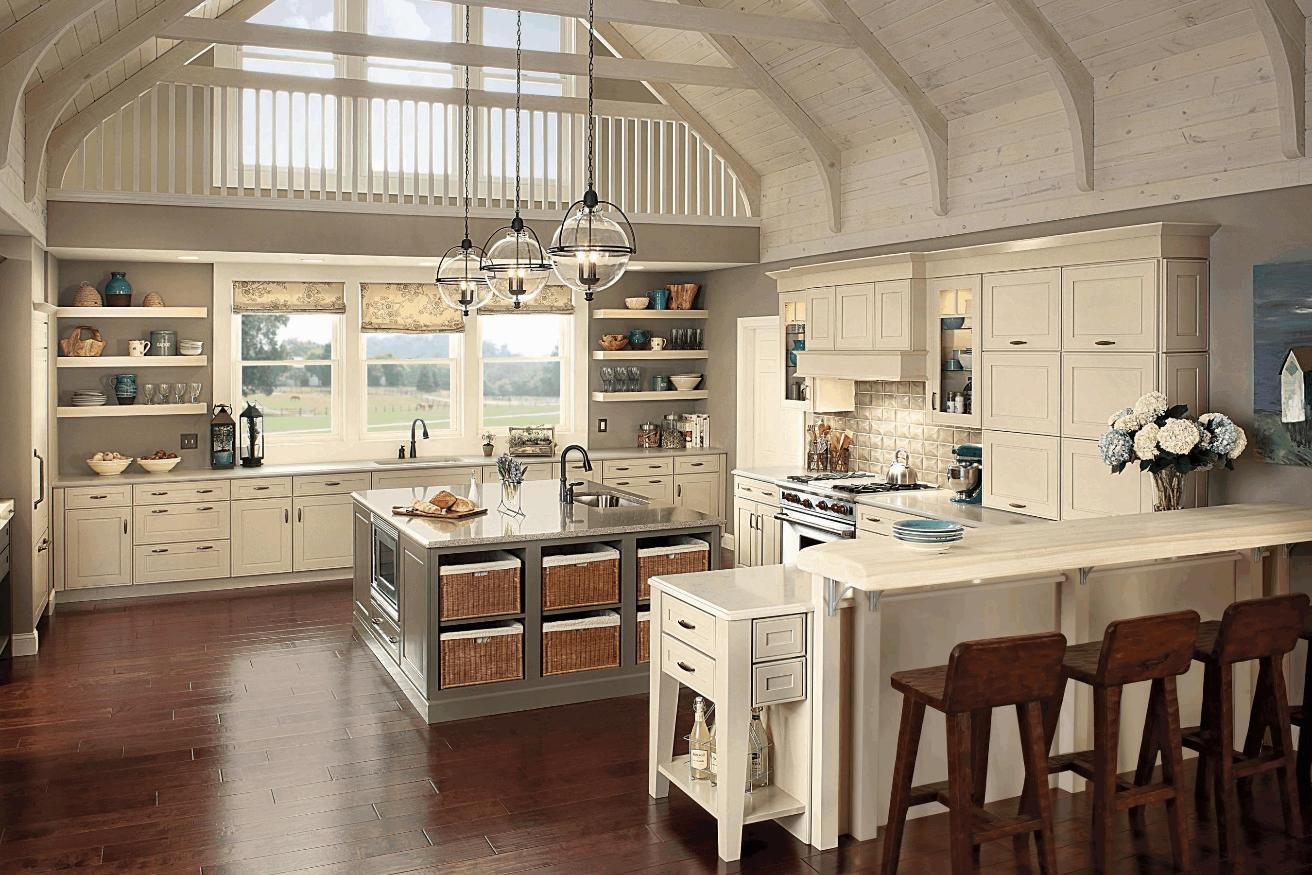 Creative Ideas For Kitchen Soffits