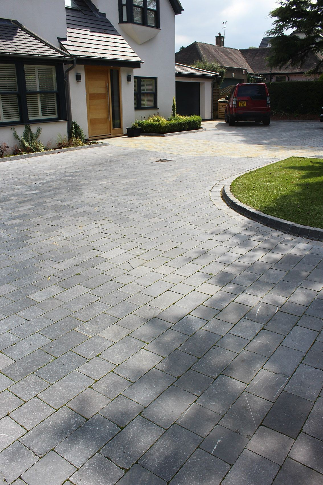 Driveways Ideas On The Cheap