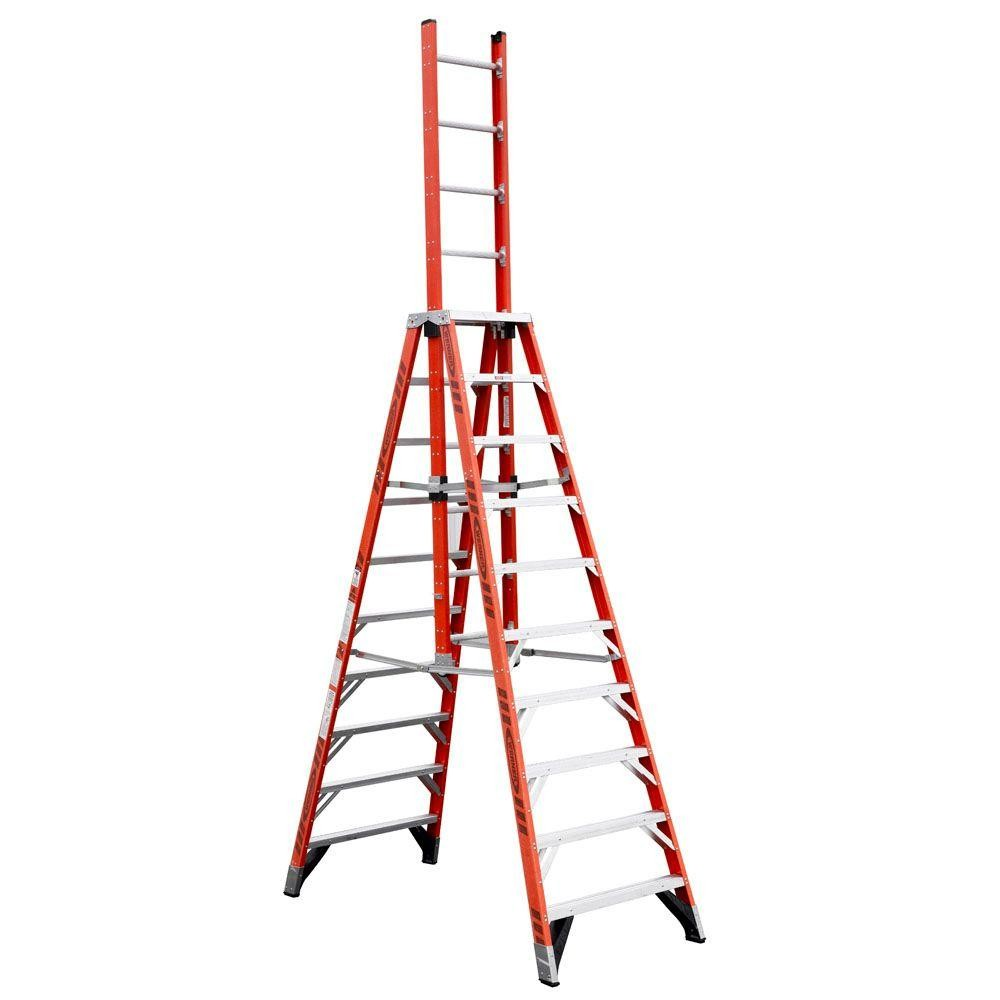 Extension Trestle Ladder
