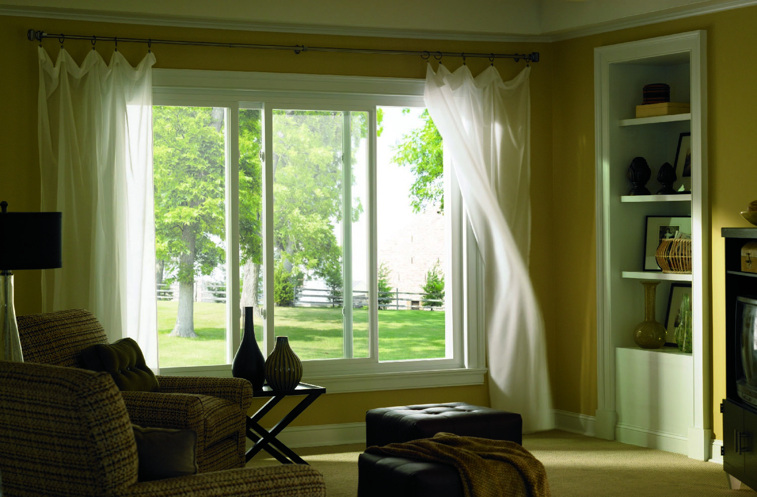 Eze Breeze Vinyl Windows