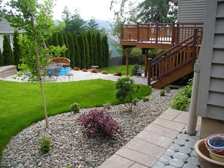 Hardscape Ideas For Small Backyards