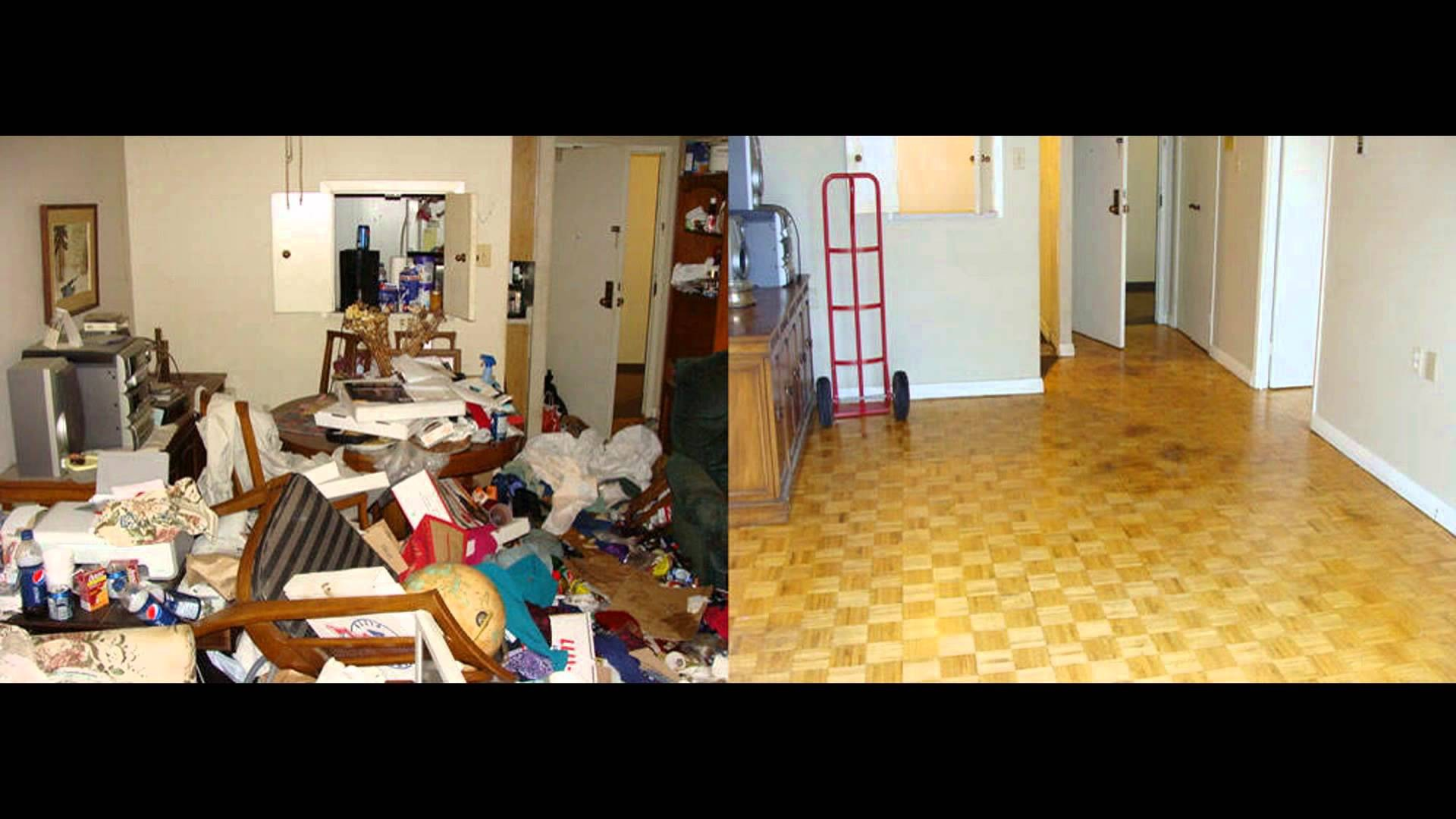 Hoarder House Cleaning Service