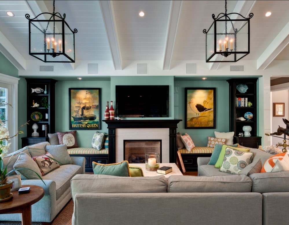 Houzz Family Rooms