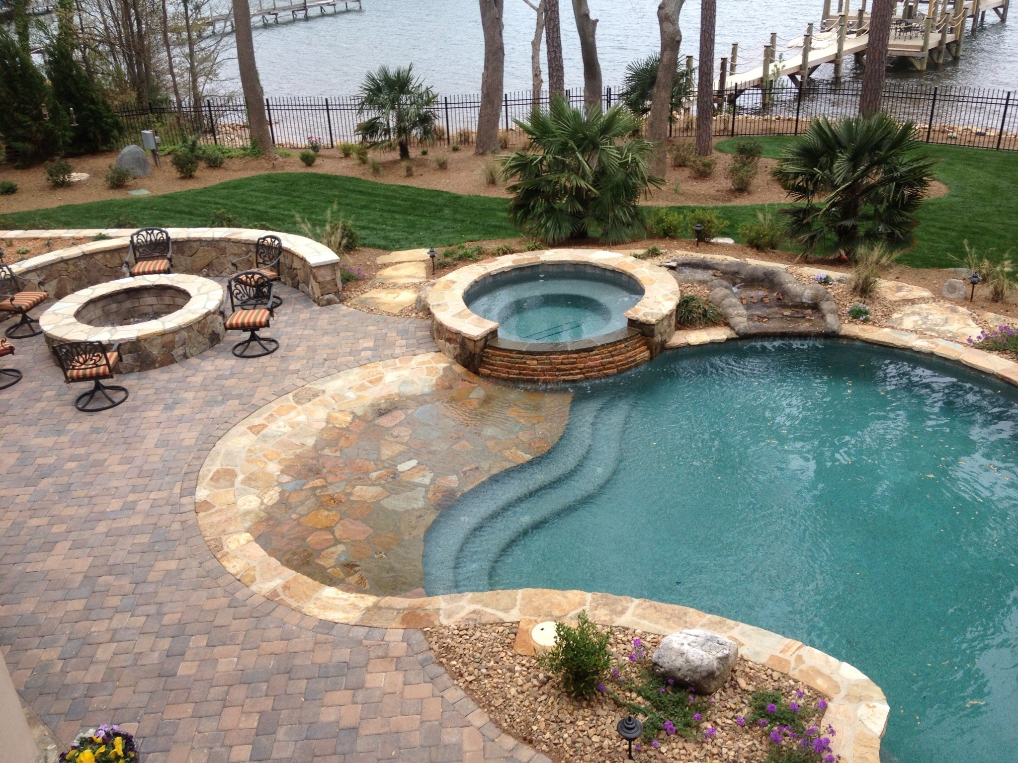 How Much Does It Cost To Build An Inground Pool Top Home
