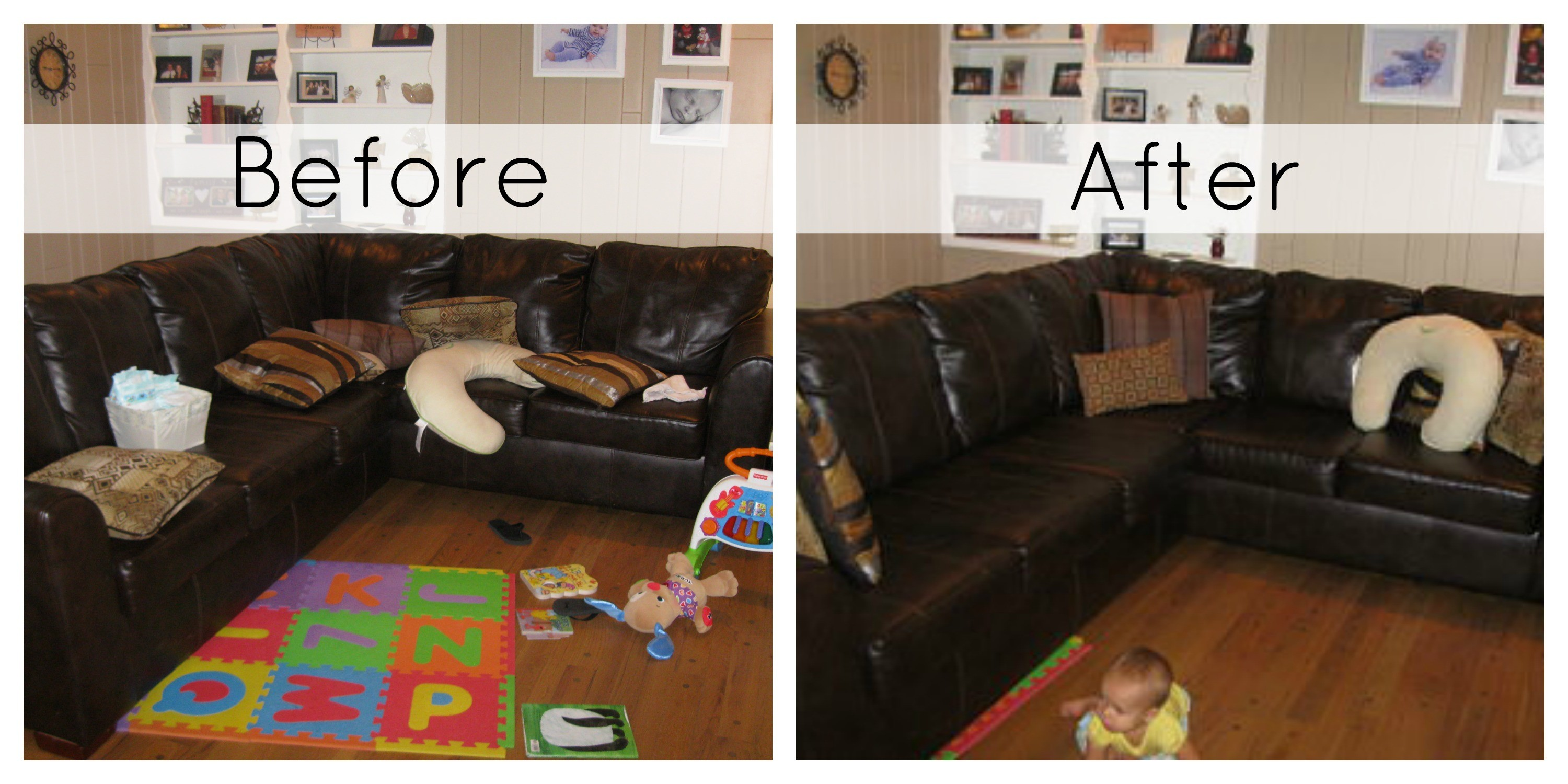 How To Clean A Cluttered House Fast