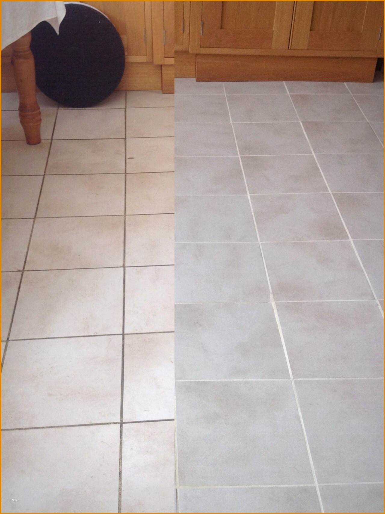 How To Clean Ceramic Tile Floors And Grout | Top Home ...