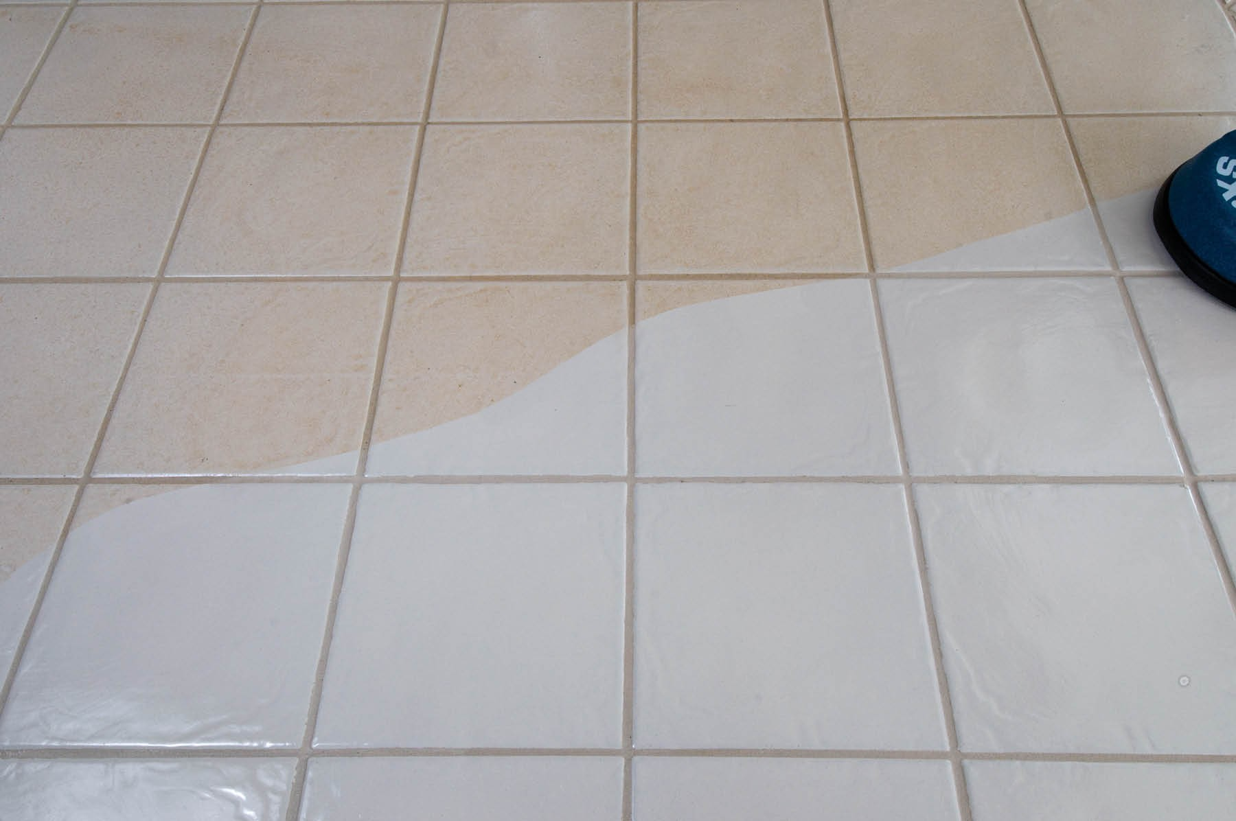 How To Clean Dirty Grout In Tile Floor