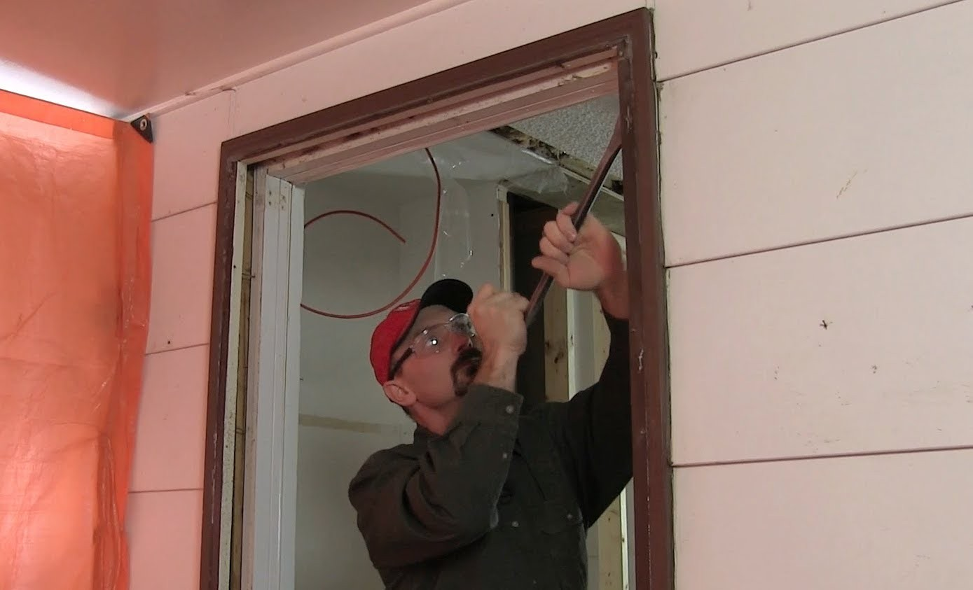 how to install a prehung interior door youtube top home information