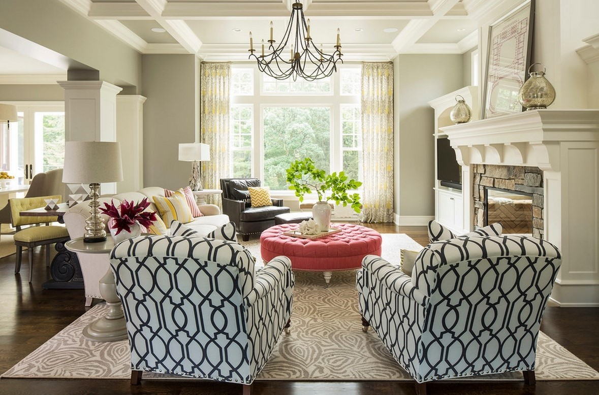 How To Mix And Match Furniture For Living Room