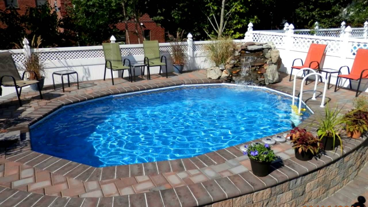 Inground pool installation near me top home information for Fiberglass swimming pool installers near me