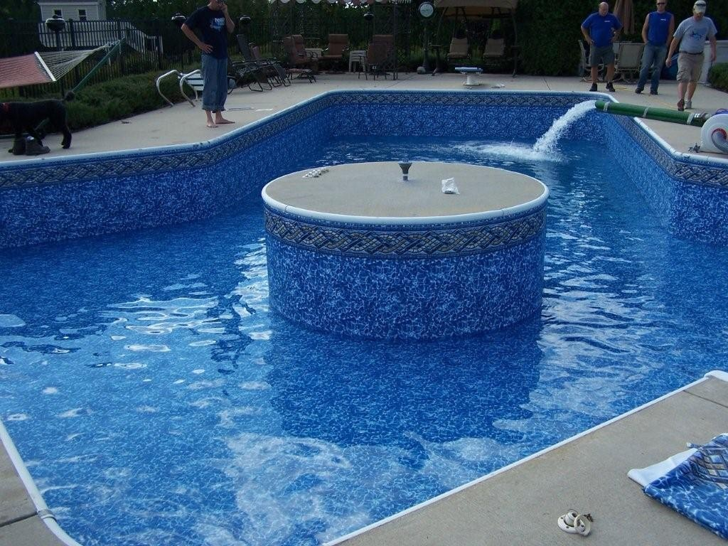 Inground Pool Liner Replacement Cost Top Home Information