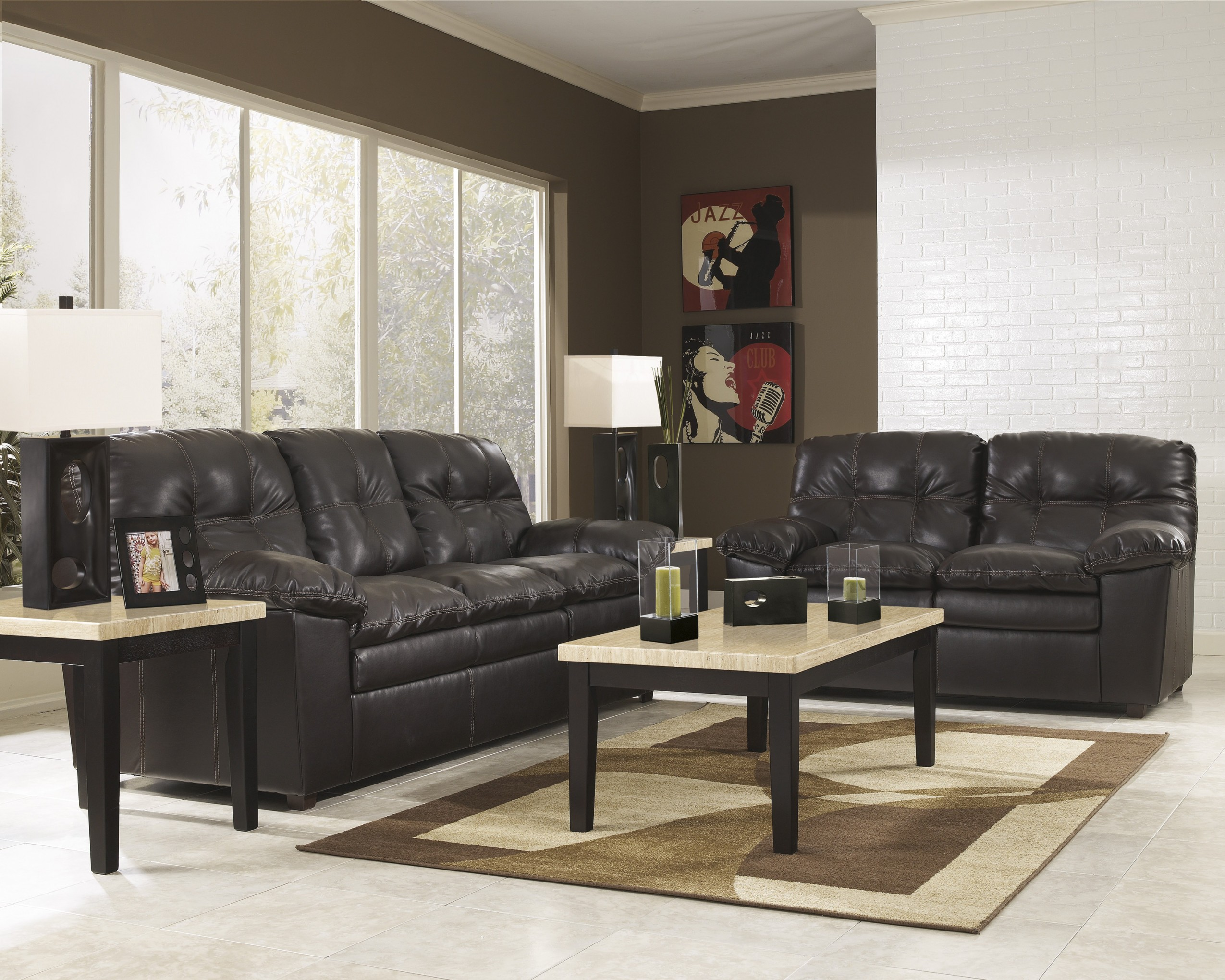 Jordan's Furniture Living Room Sets