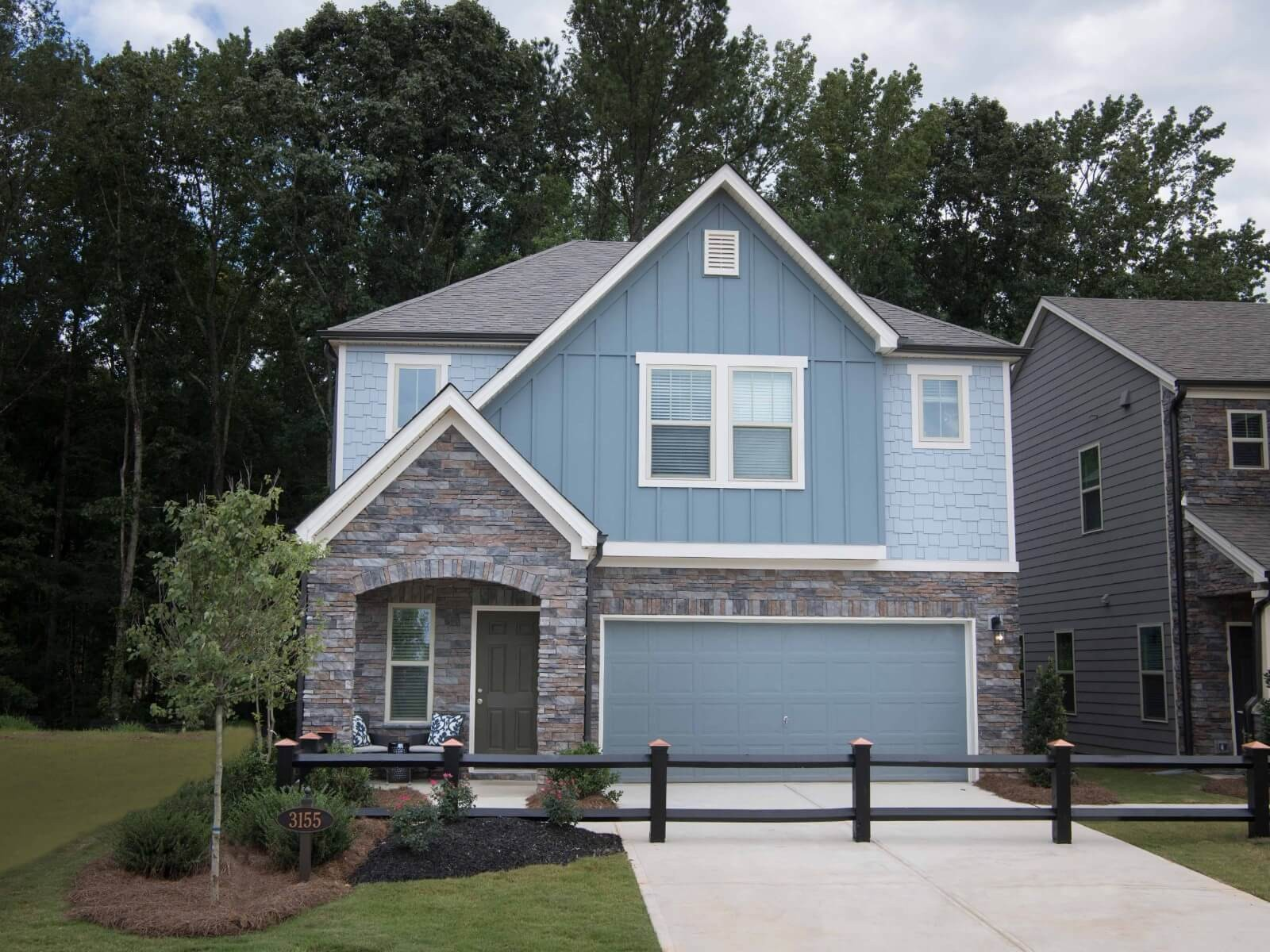 New Homes Buford Ga