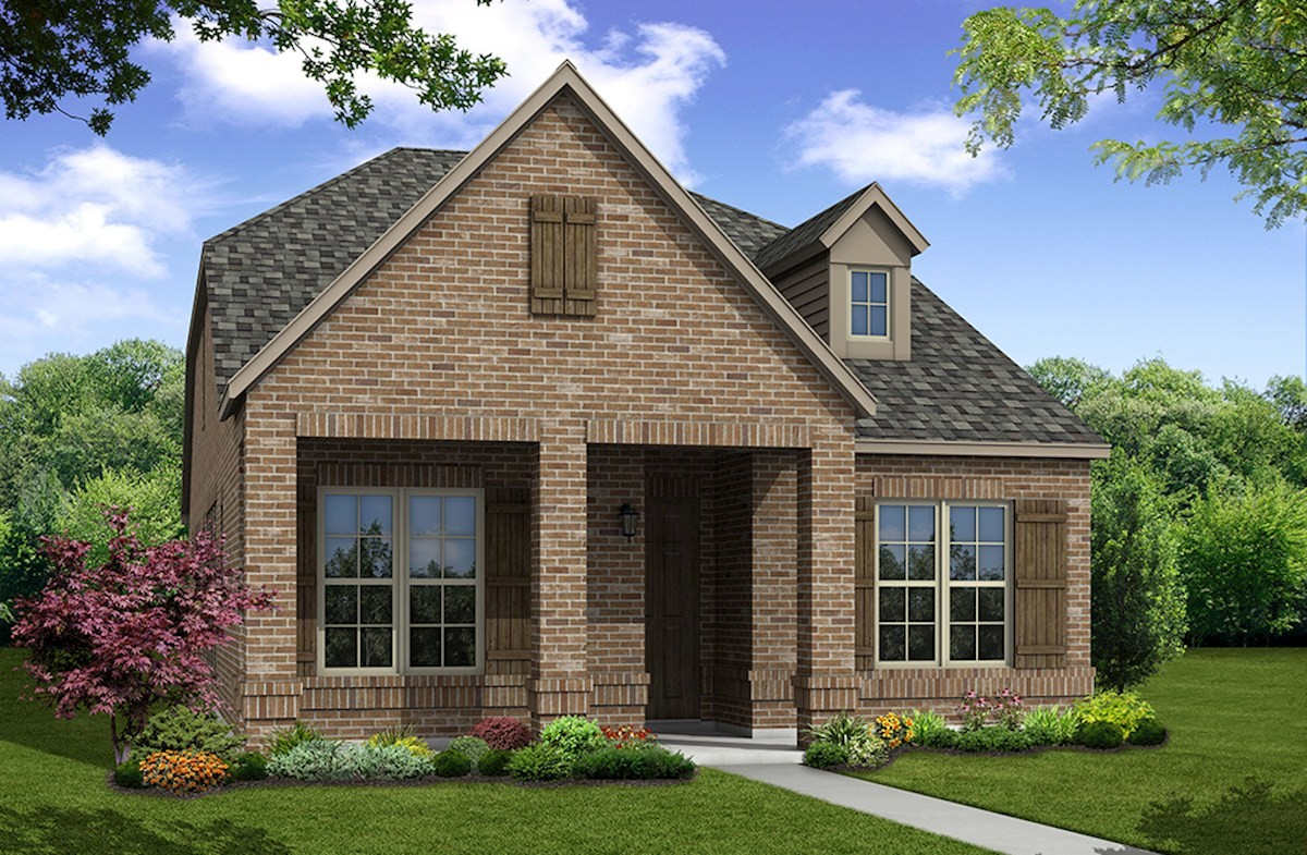 New Homes Euless Tx
