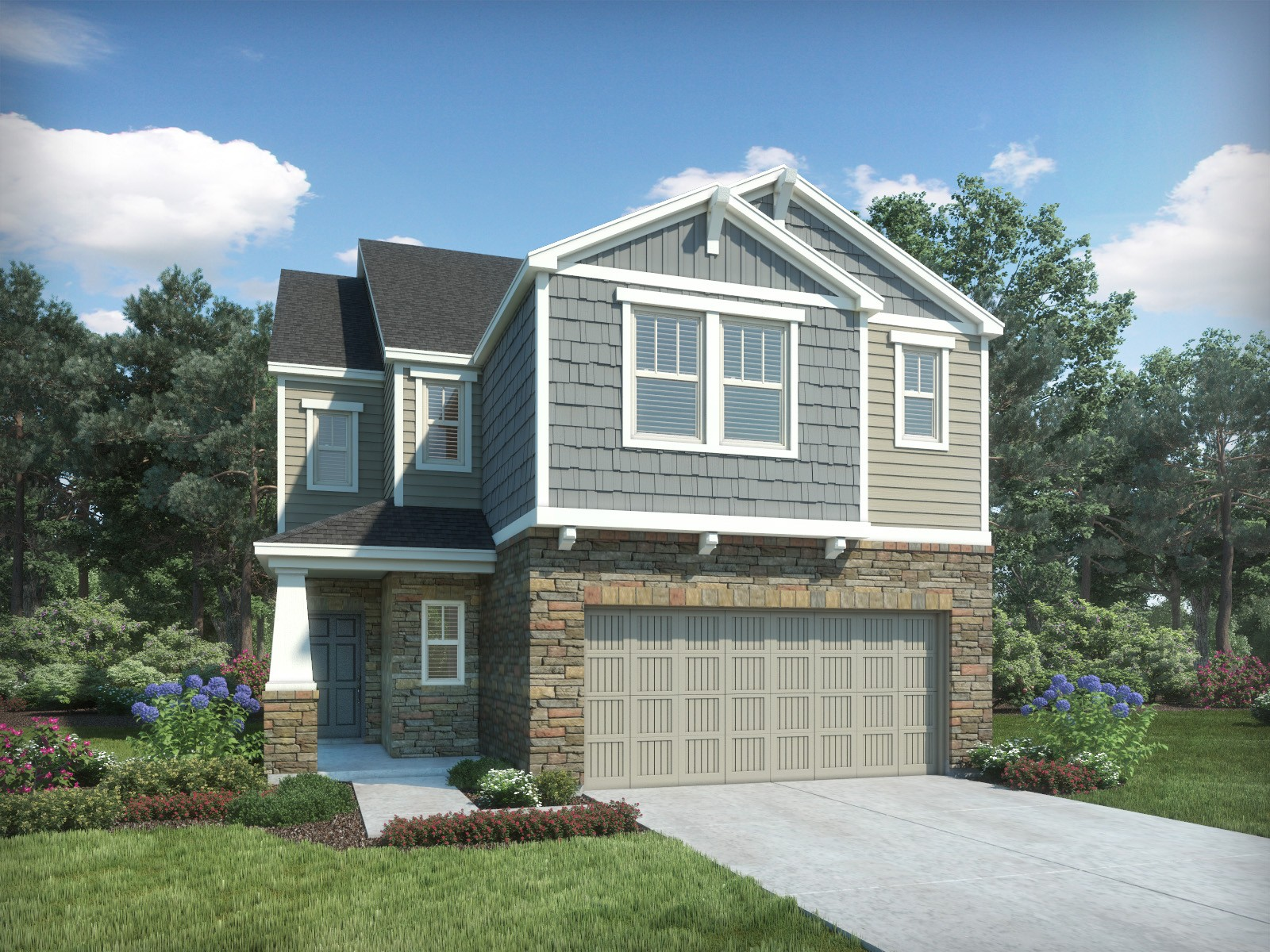 New Homes For Sale In Buford Ga