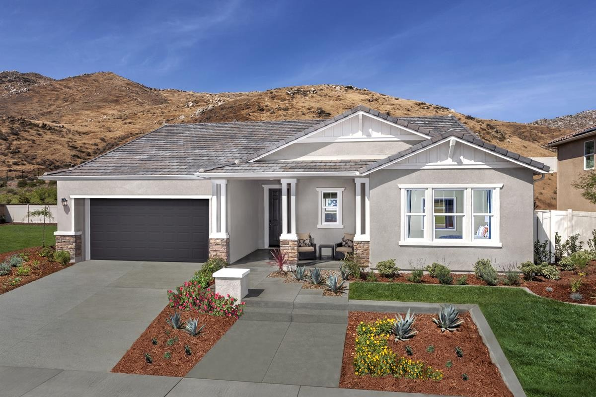 New Homes In Hemet Ca