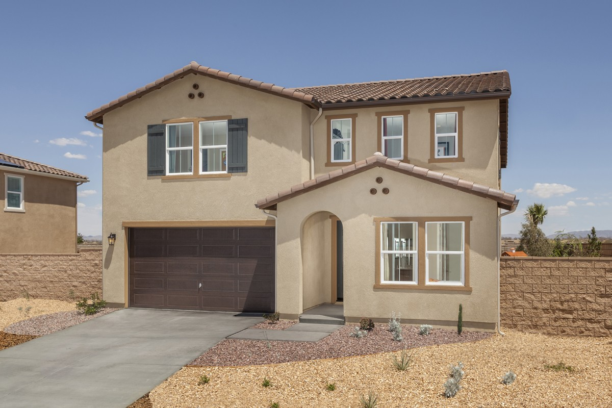 New Homes In Victorville Ca