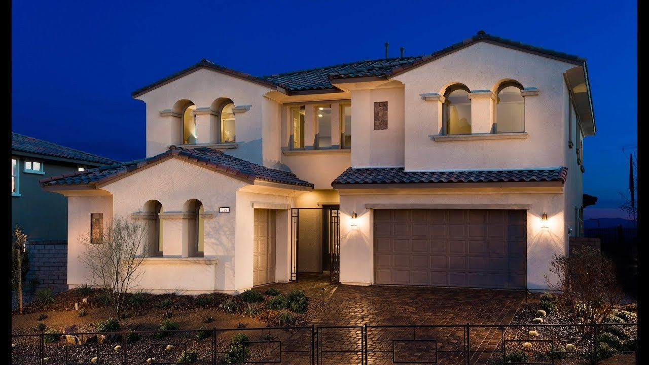 New Homes Summerlin Nv