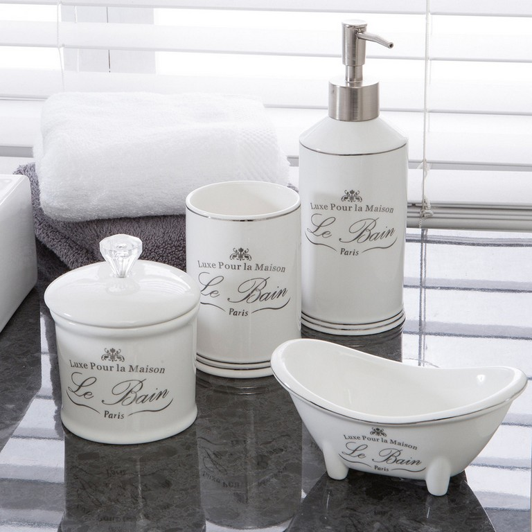 Paris Bathroom Accessories Sets