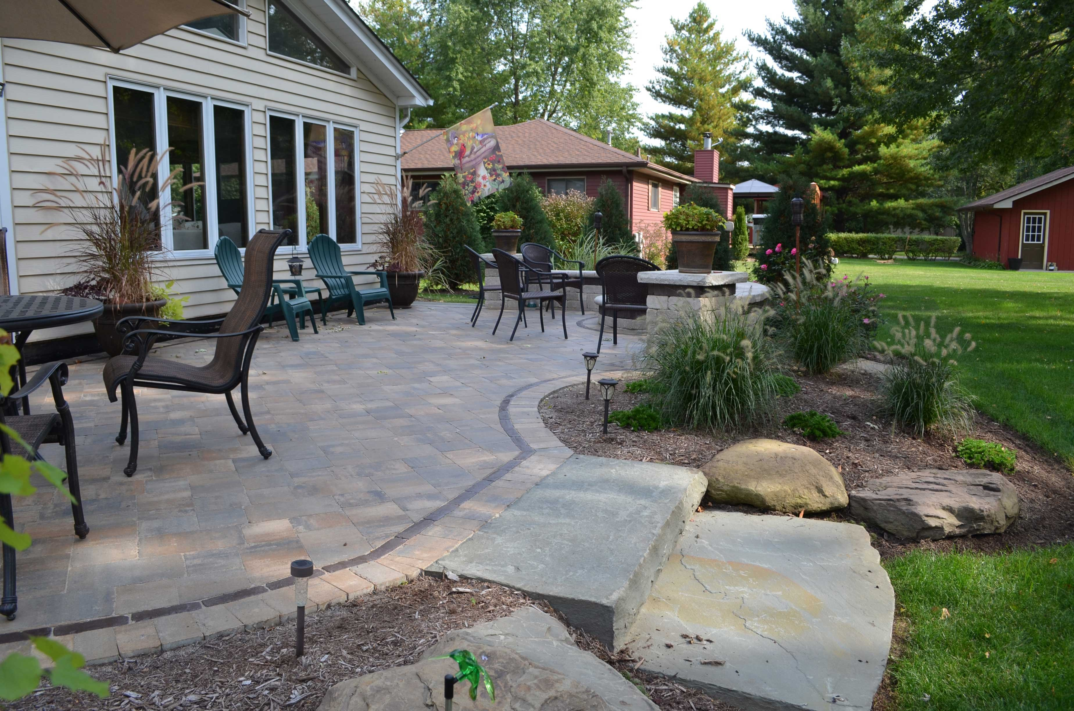 Paver Patio Installers Near Me