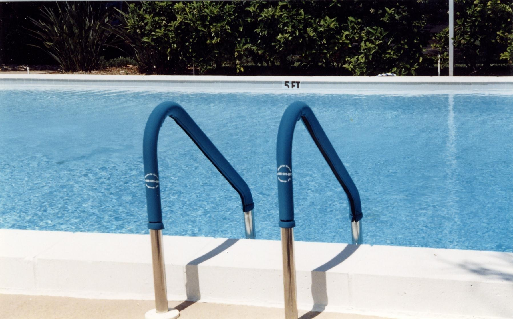Pool Handrails For Inground Pools