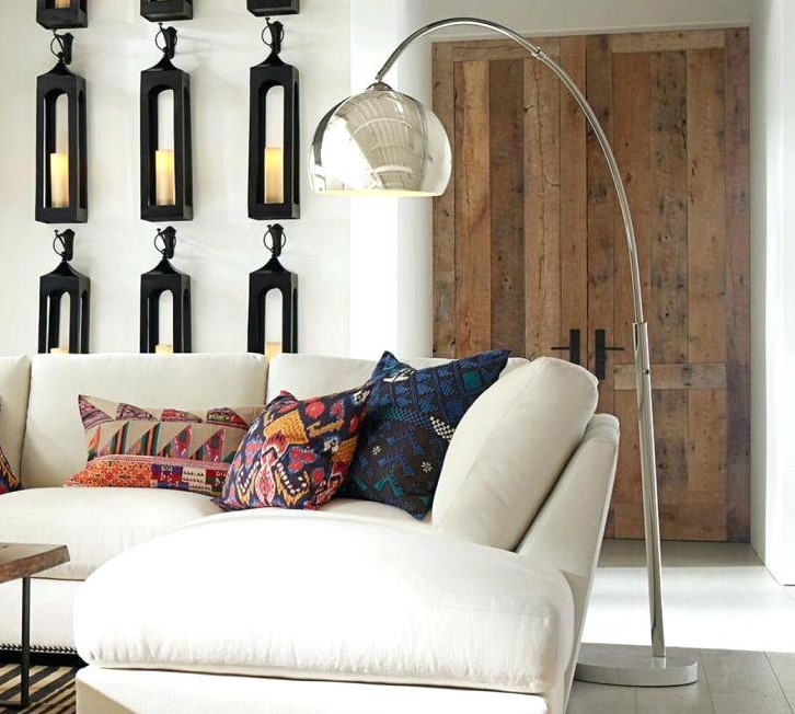 Pottery Barn Floor Lamps