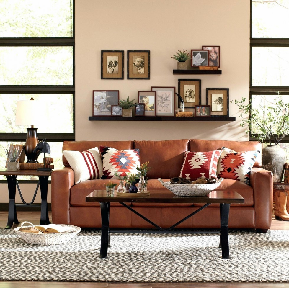 Pottery Barn Turner Leather Sofa Reviews Top Home Information