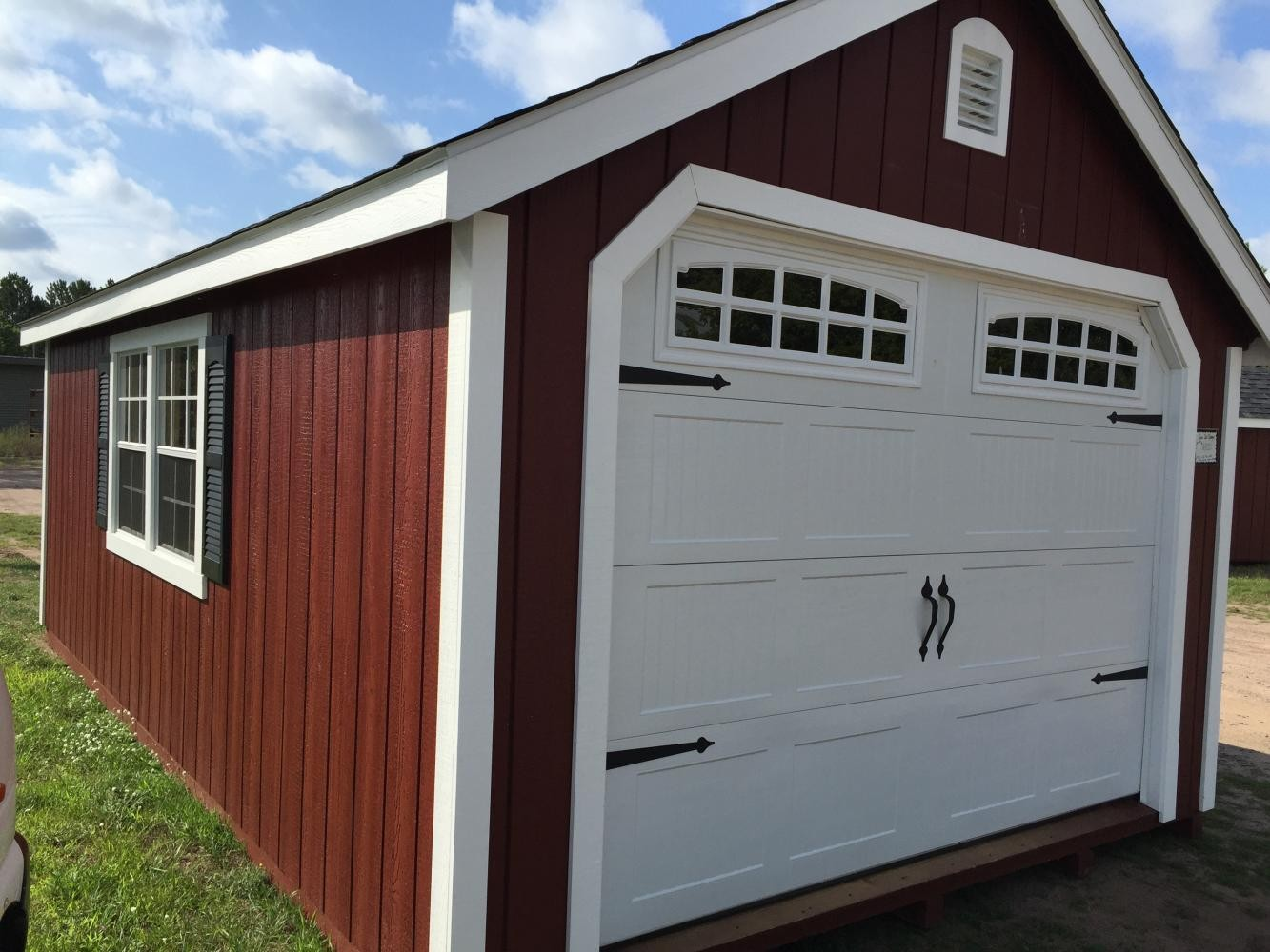 Prefab Garages Direct From The: Prefab Garages Near Me