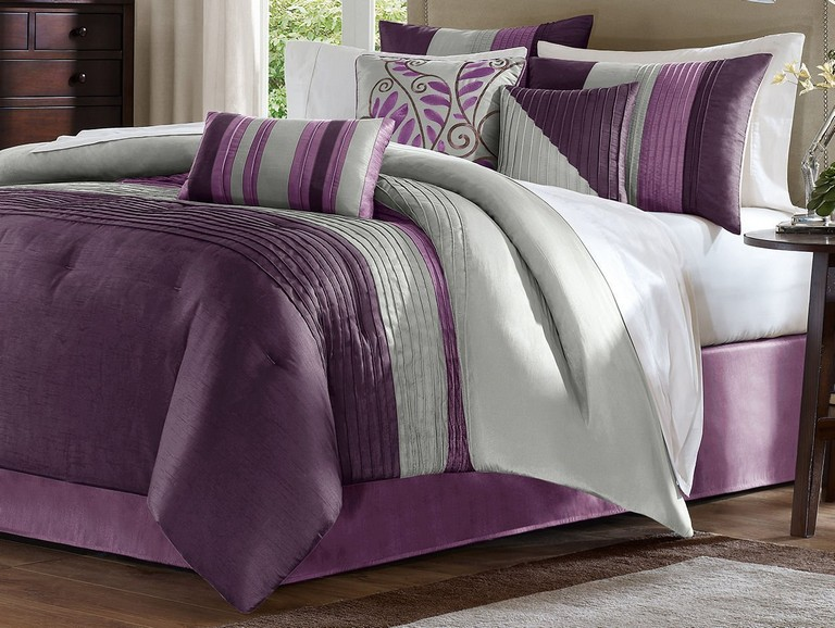 Purple Bed Sets Full