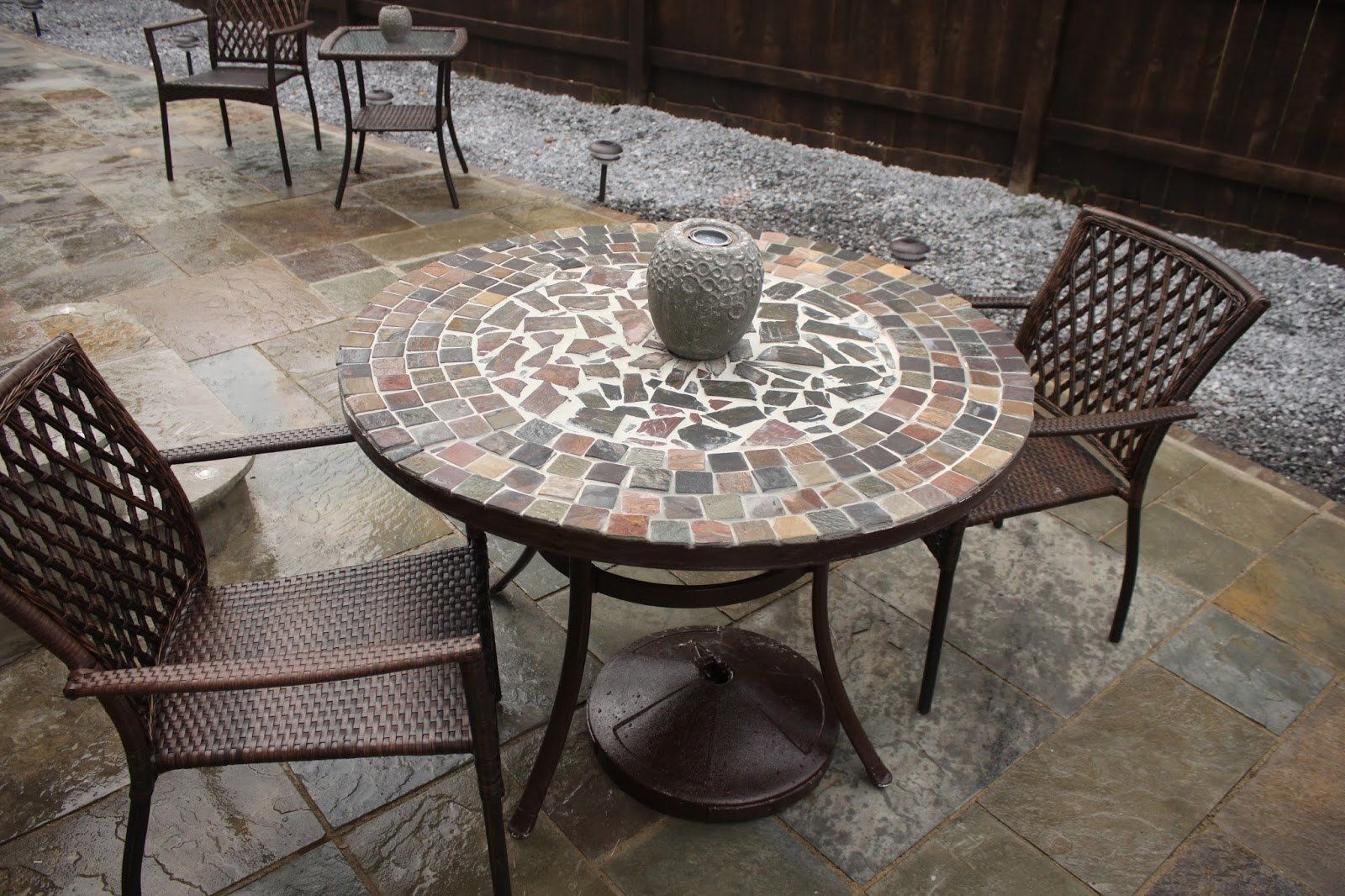 Replacement Ceramic Tiles For Patio Table
