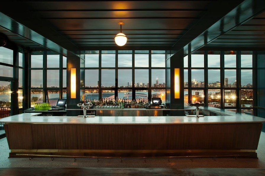 Rooftop Restaurants Manhattan