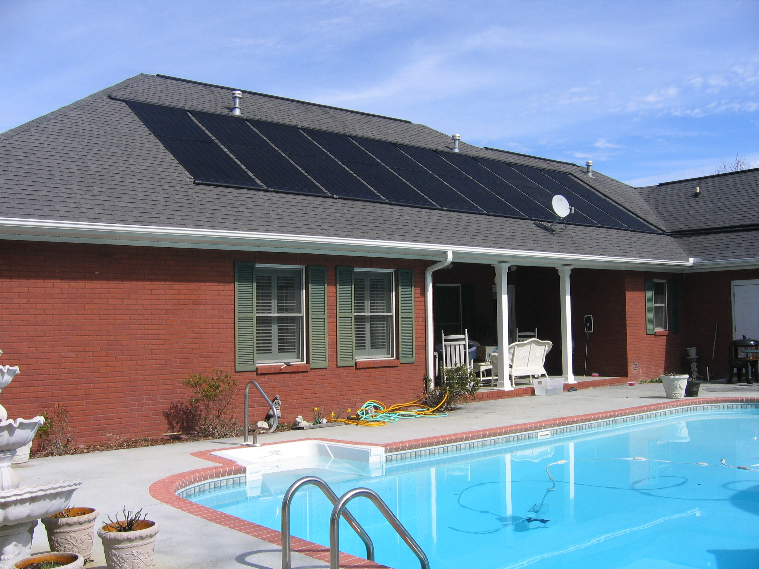 Solar Pool Heaters For Inground Pools
