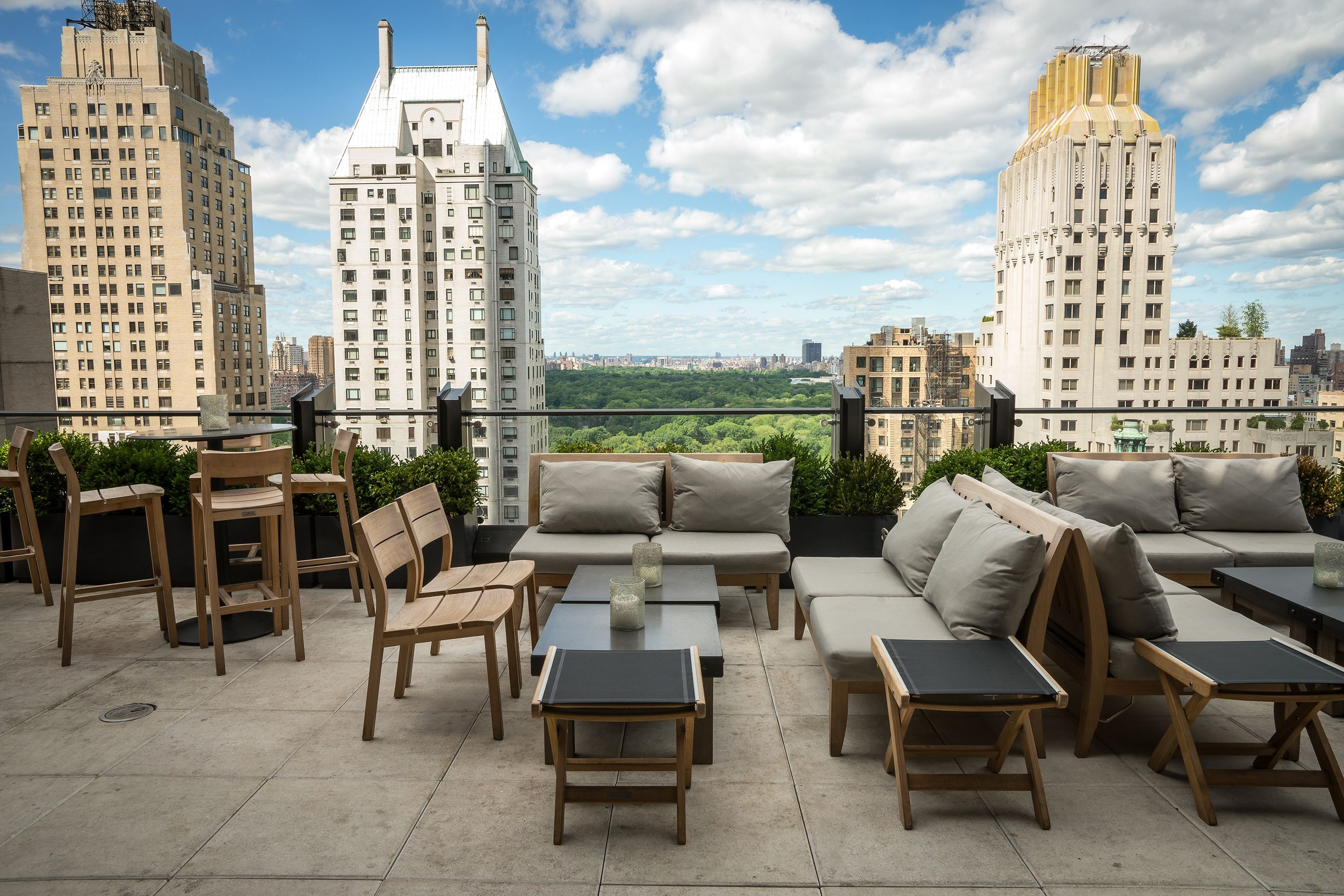 Viceroy New York Rooftop