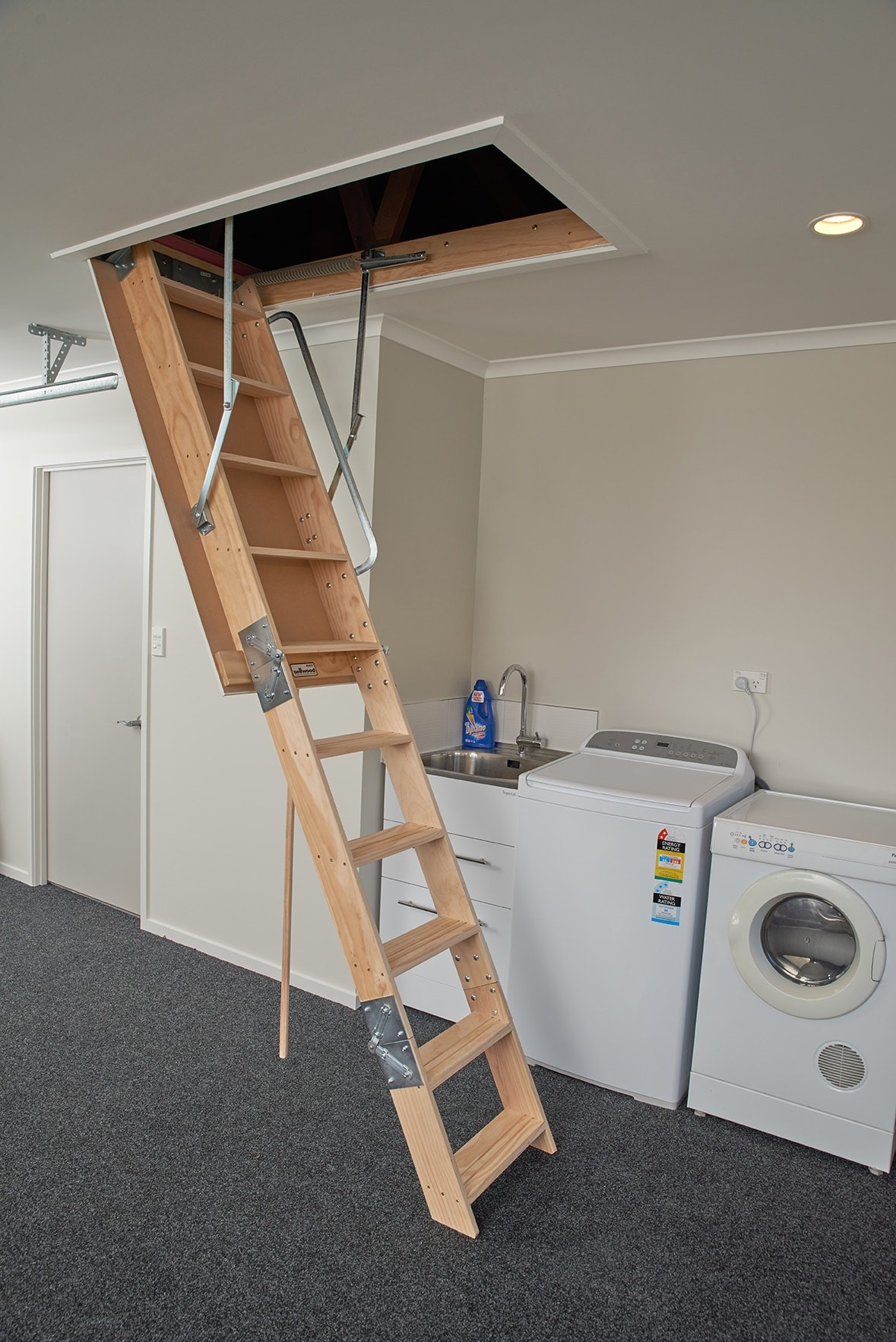 Wernerladder.com Attic Ladders Installation