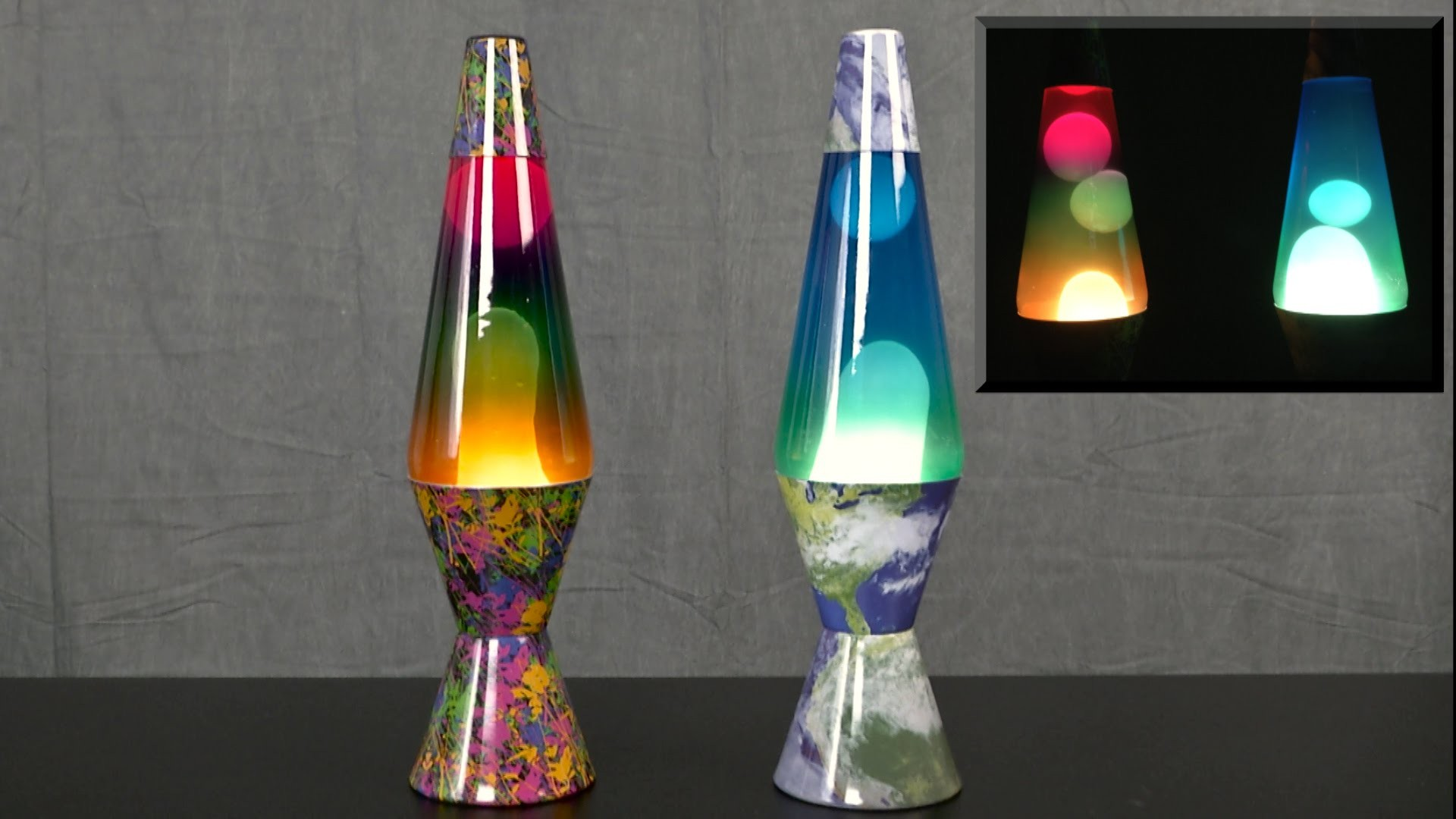What Is In A Lava Lamp