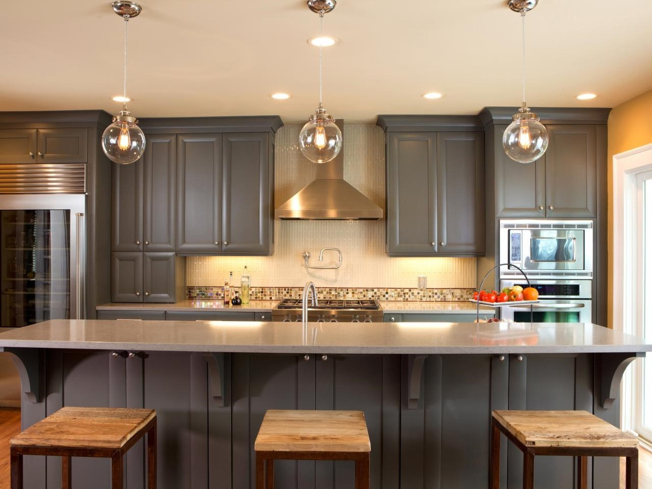 What Is The Best Paint To Use On Kitchen Cabinets   Top ...
