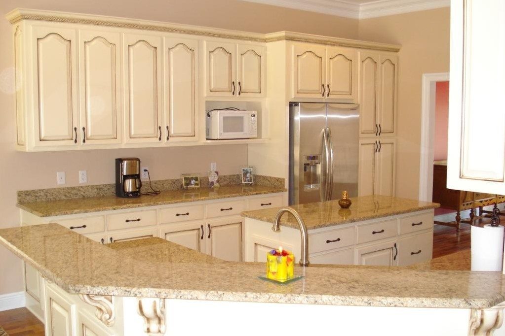 What Type Of Paint To Use On Kitchen Cabinets | Top Home ...