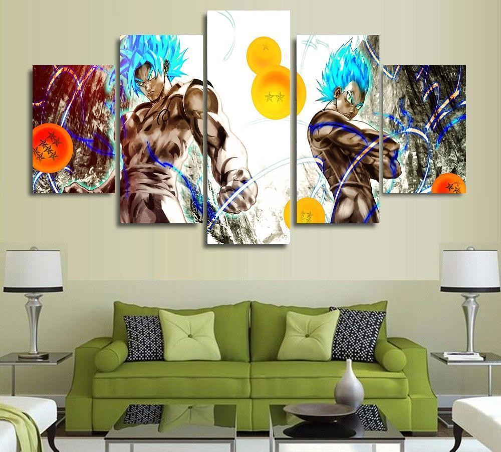 Beach Wall Art Canvas