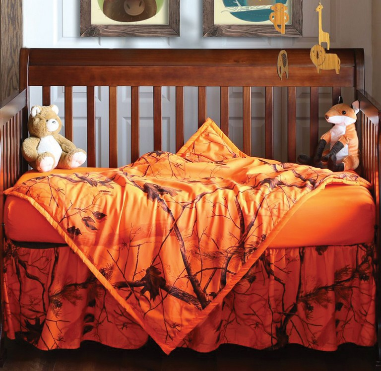 Camo Baby Bedding Sets