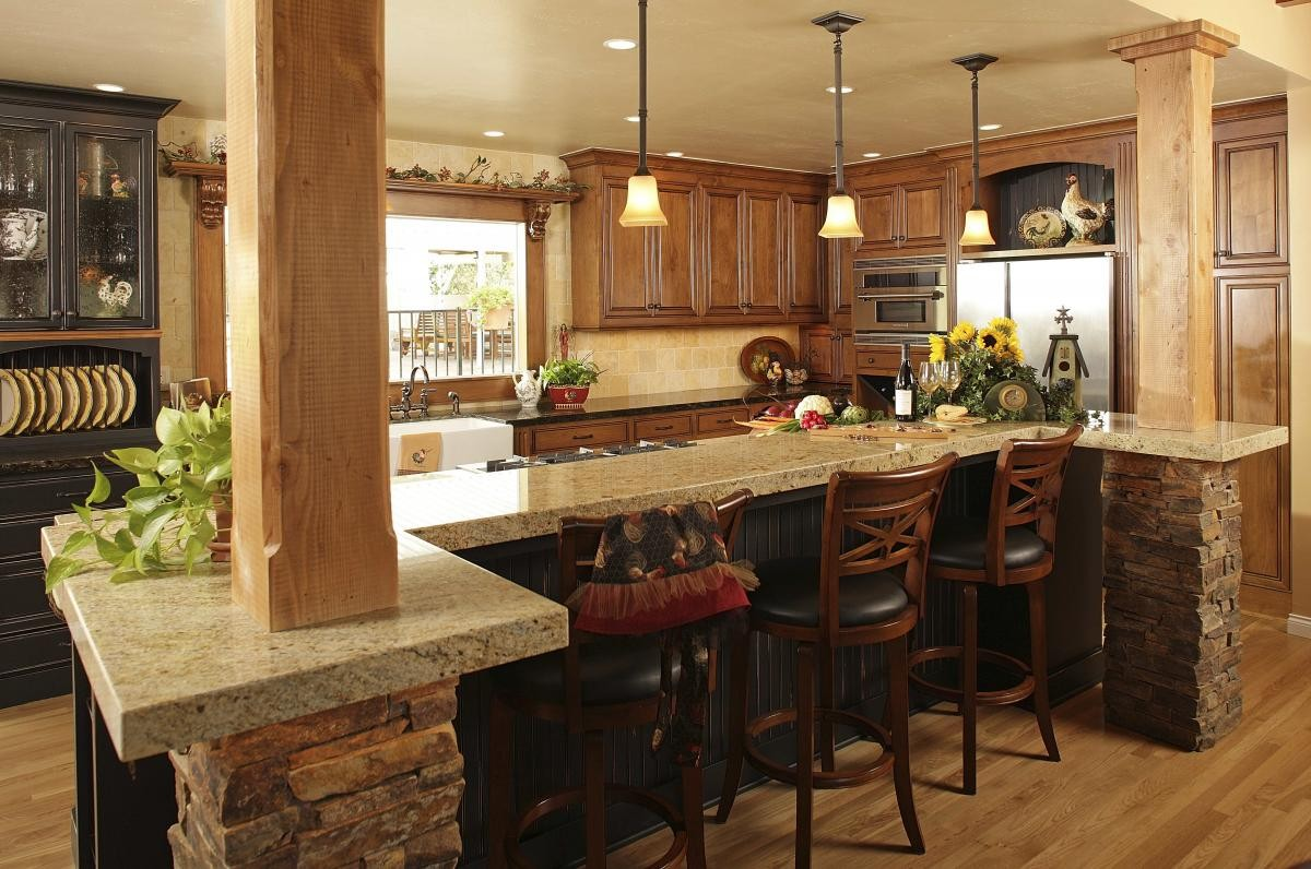 Paint Ideas For Open Living Room And Kitchen